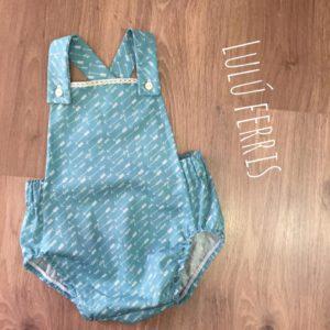 Ropa de verano para bebé y niño/a [Tutoriales de costura]