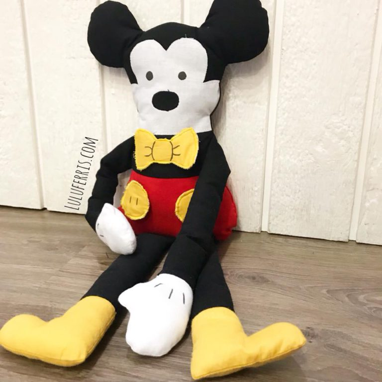 Muñeco Mickey Mouse