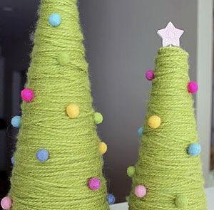 rboles de navidad originales - Arbol De Navidad De Tela
