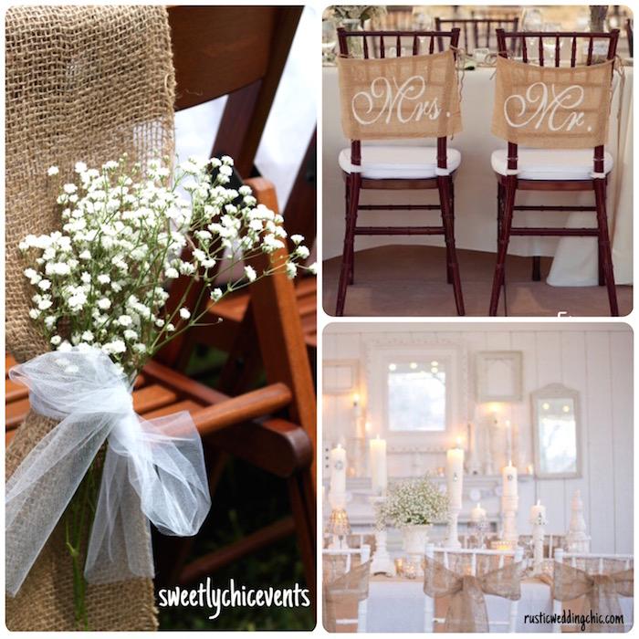 Ideas Para Matrimonio Rustico : Ideas diy para bodas