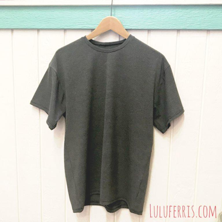 Camiseta básica de hombre con manga corta o larga