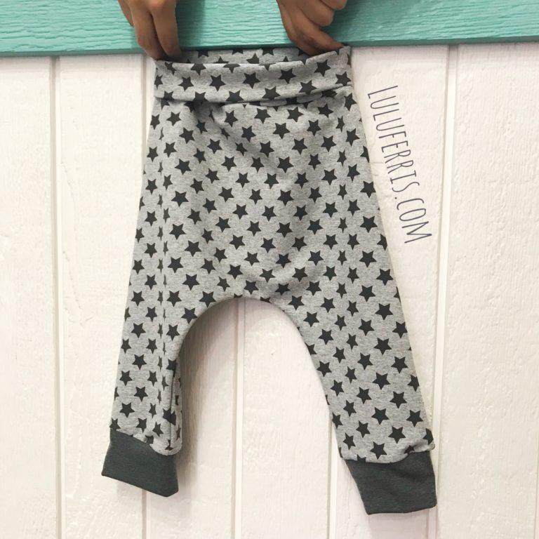 Pantalones Cagaditos para peques
