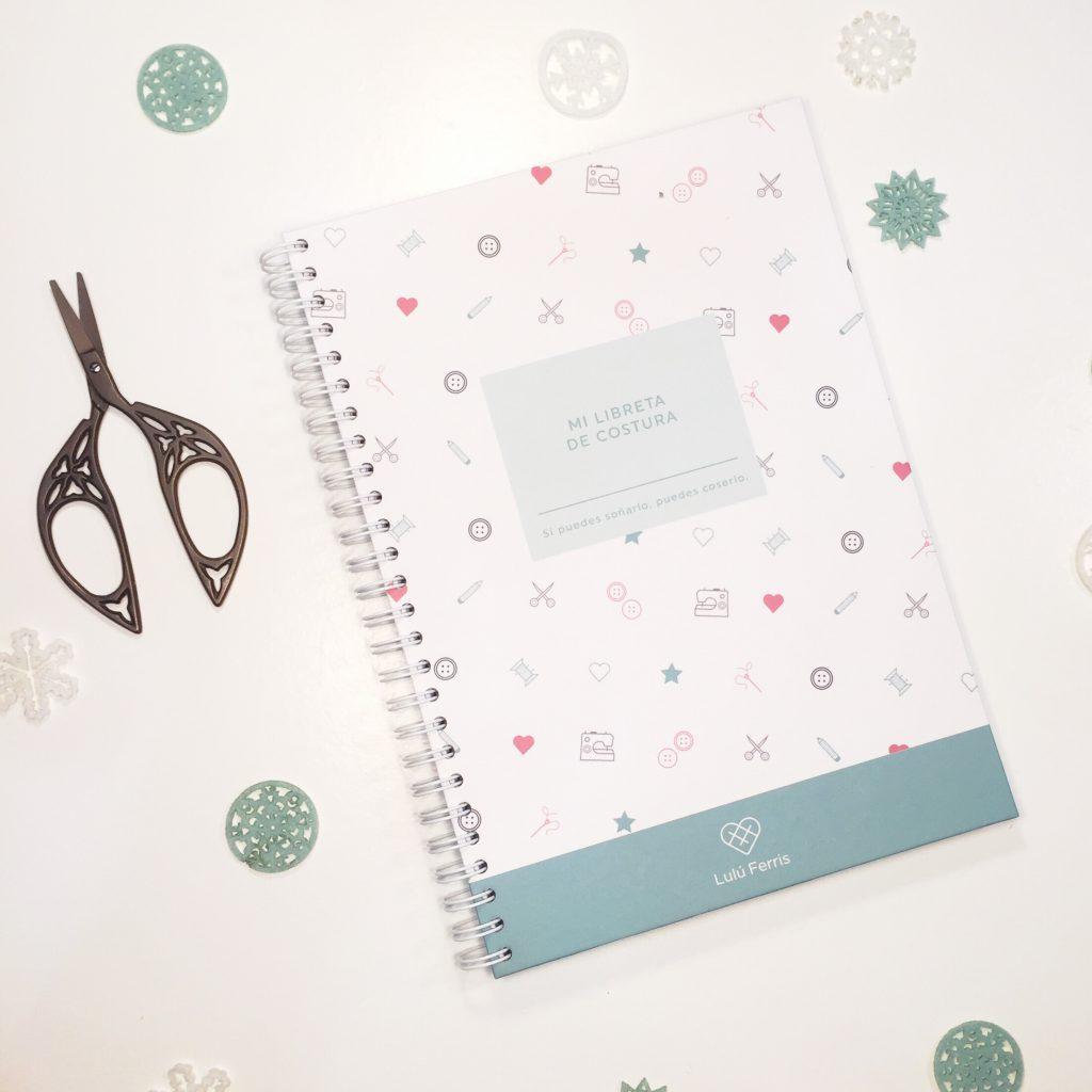 El cuaderno de costura, tu gran aliado para organizarte – Tienda online