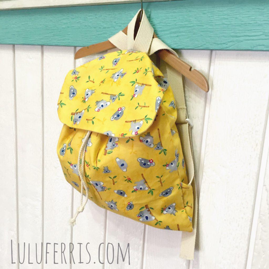 cb7fa4d93 Bolsas y mochilas de tela personalizadas para niños: encargos y ...
