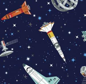 Telas galácticas para amantes de los viajes interestelares