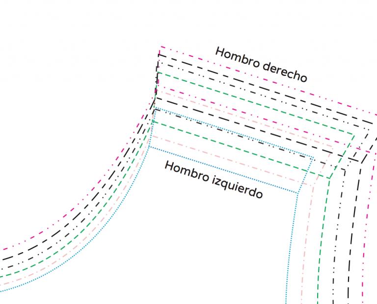 Cómo usar un patrón de costura en PDF: impresión y montaje