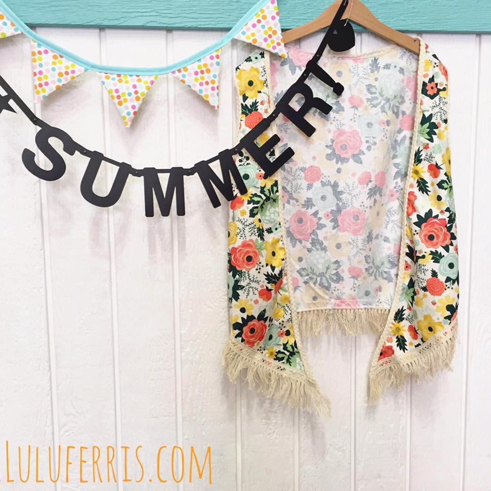 Diseña tu estilo boho chic para el verano – Tutoriales de costura