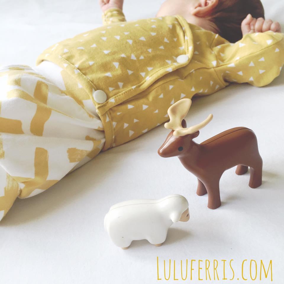 comprar tela de punto bebé