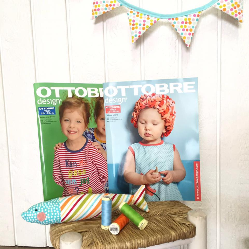 Ottobre Design Revista y Patrones