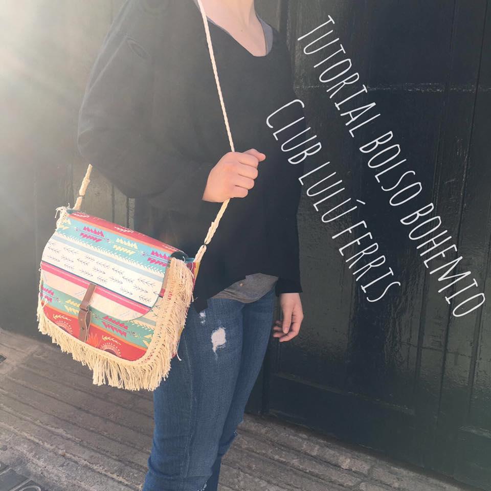 hacer un bolso con tapa