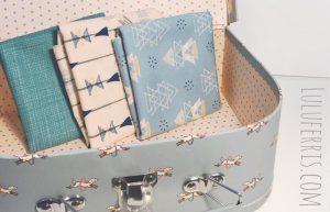 Kit de costura de viaje: ¡no sin mi máquina!
