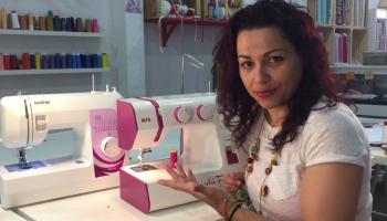 preparar maquina coser