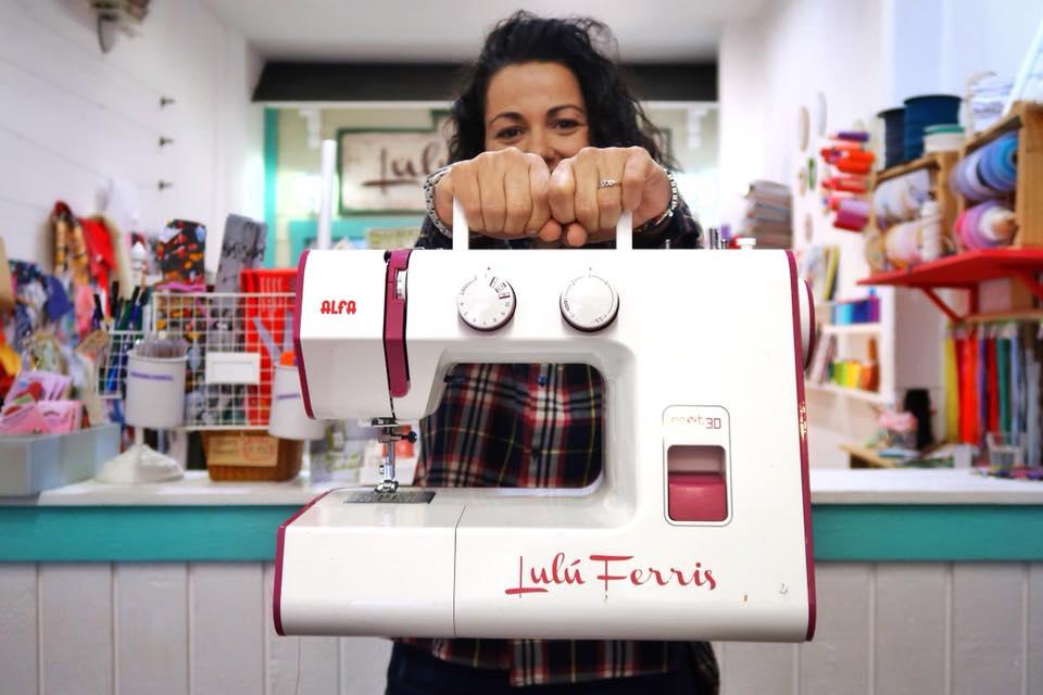 taller de costura para niños y niñas en mataró