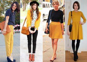 Telas color mostaza: atrévete con algo distinto