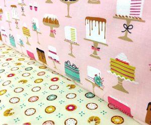 Telas color rosa: dulces, relajantes y positivas