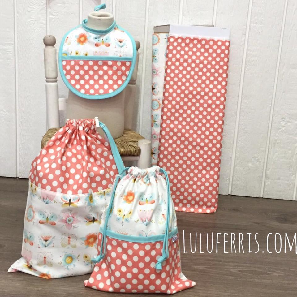 telas para ropa infantil kit de guardería